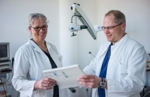 Dr. Tauber und Dr. Geiger-Hübner